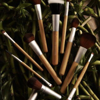 The Body Shop Bamboo Makeup Brush Collection