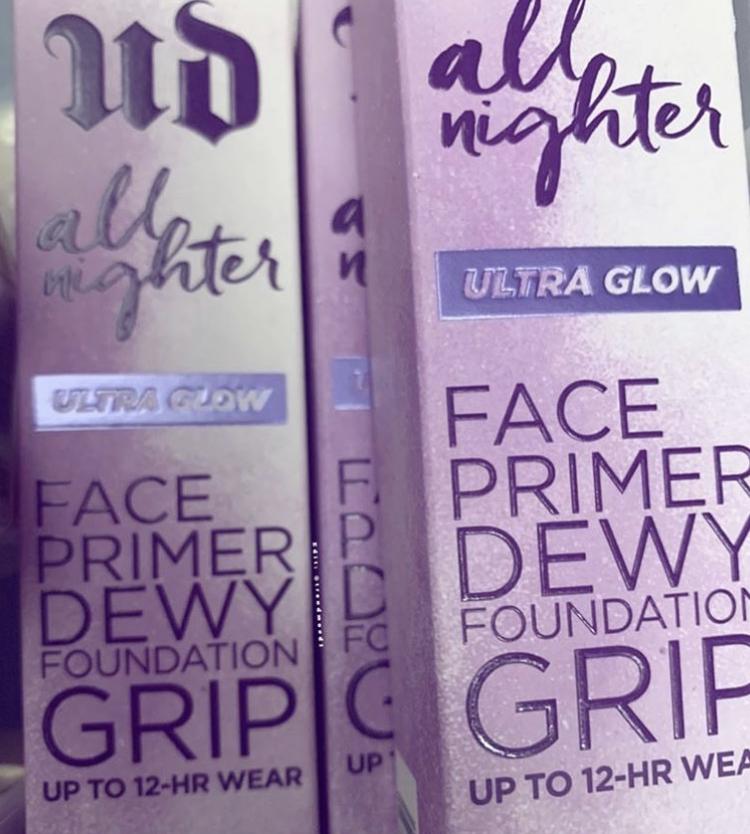 Urban Decay All Nighter Ultra Glow Setting Spray