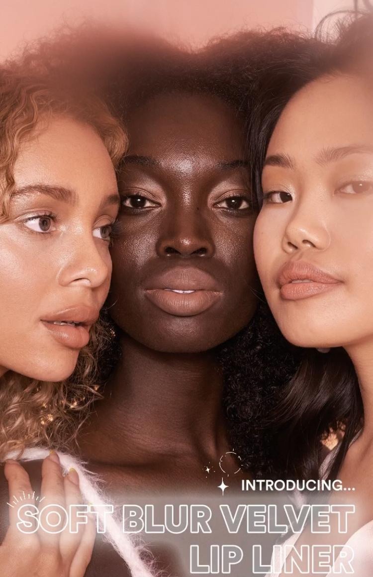 Em Cosmetics Soft Blur Velvet Lip Liner
