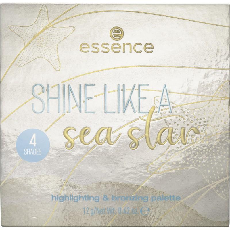 Essence Tansation Shine Like A Sea Star Palette