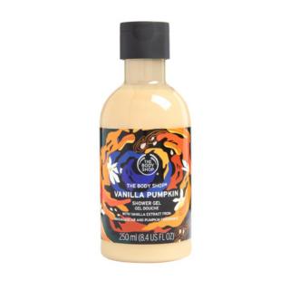 The Body Shop Vanilla Pumpkin Shower Gel