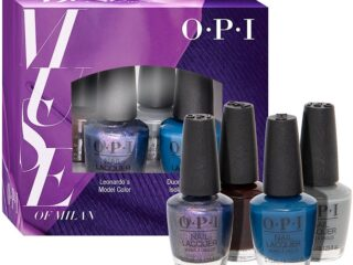 OPI Muse Of Milan Mini Nail Lacquer Set