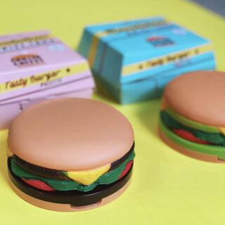 I Heart Revolution Burger Eyeshadow Palettes