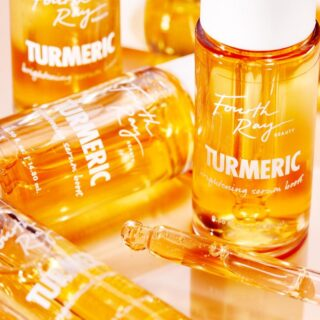 Fourth Ray Beauty Turmeric Face Serum Boost