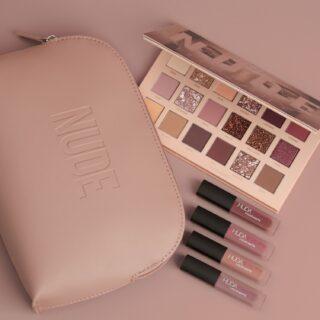 Huda Beauty New Nude Liquid Matte Mini Set