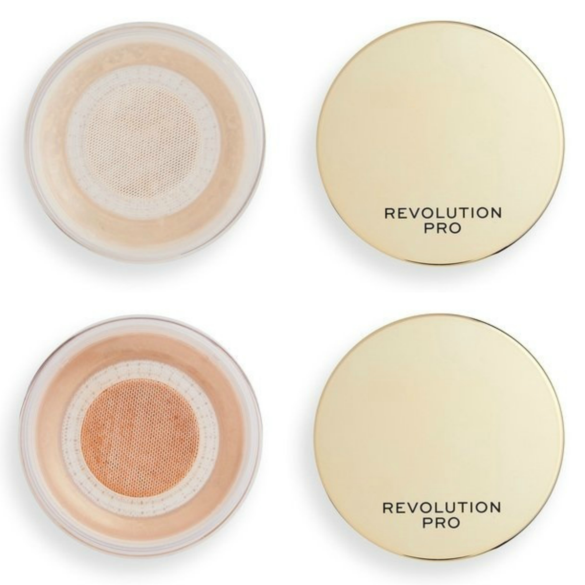 Revolution PRO Goddess Glow Finishing Powder