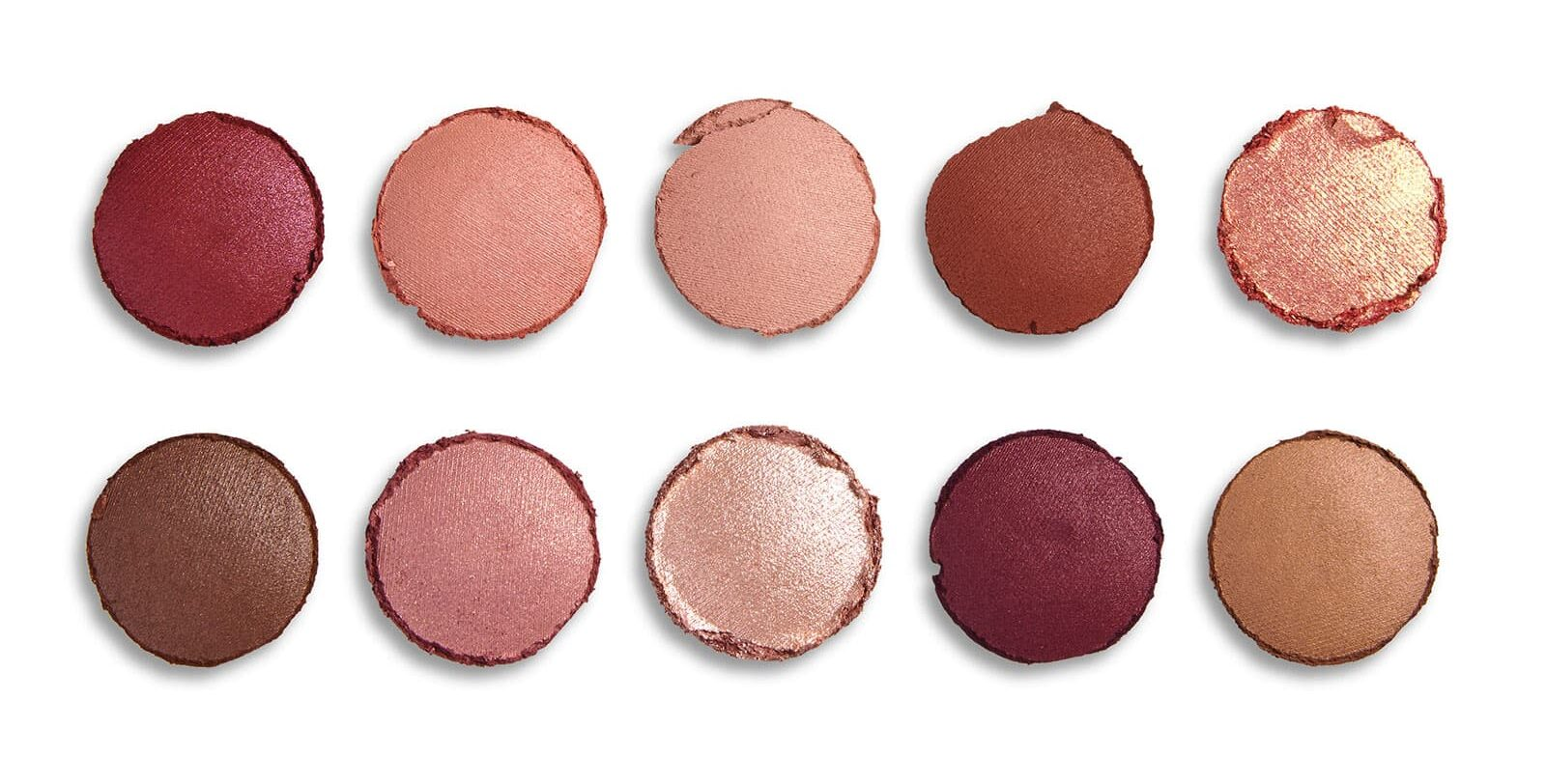 Revolution Pro Nude on Nude Colour Focus Palette