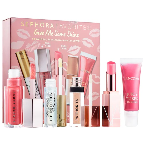 Sephora Favorites Give Me Some Shine Balm and Gloss Lip Set