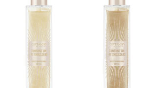 Catrice Sunshine On My Shoulders Body Shimmering Dry Oil