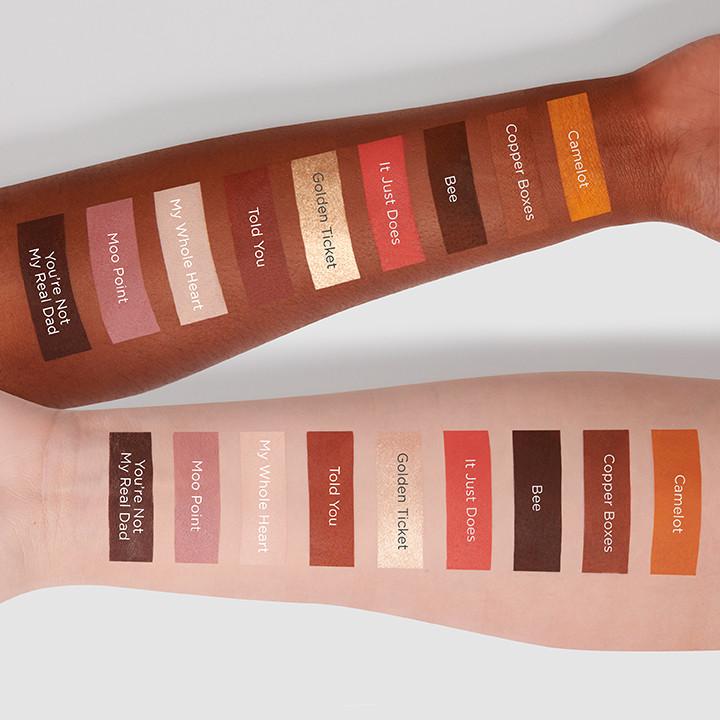 PUR Cosmetics x Raw Beauty Kristi Collaboration