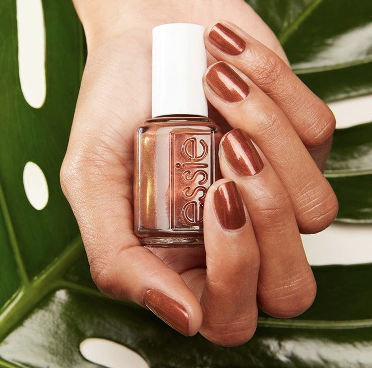 Essie Heart of the Jungle Fall Nail Polish Collection 2020