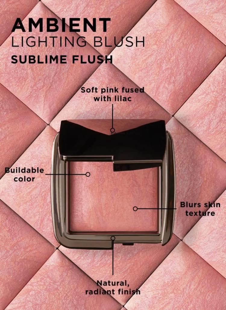 Hourglass Sublime Flush Ambient Lighting Blush RETURNS!