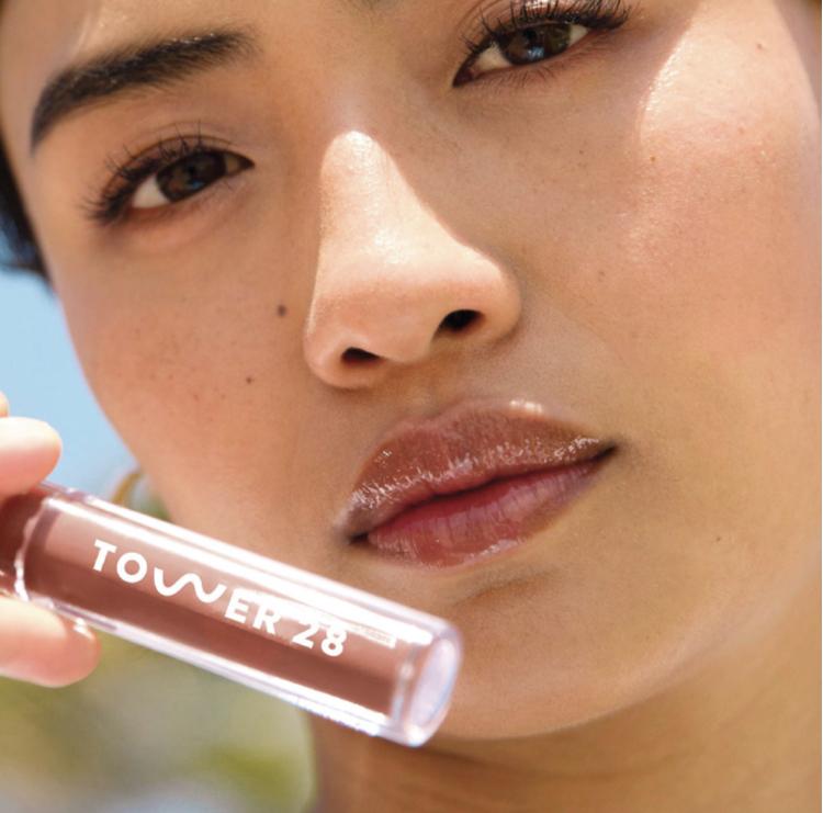 Tower 28 ShineOn Milky Lip Jelly