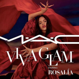 MAC Viva Glam 26 Rosalia Lipstick