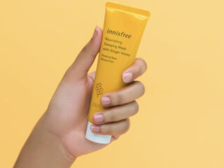 Innisfree Ginger Honey Nourishing Sleep Mask