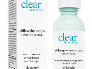 Philosophy Clear Days Ahead Acne Drying Lotion
