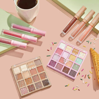 Wet n Wild Coffee Cat and Ice Cream Bee Collection