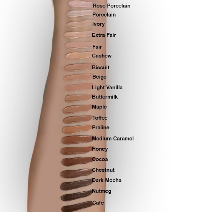 NEW Collection Lasting Perfection Concealer