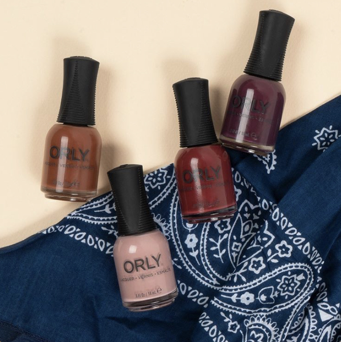 ORLY Desert Muse Fall 2020 Collection