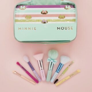 Spectrum Collections x Minnie Mouse Minis Brush Set