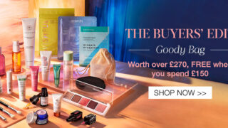 Cult Beauty The Buyers Edit Gift With Purchase August 2020