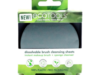 EcoTools Brush Cleansing Sheets