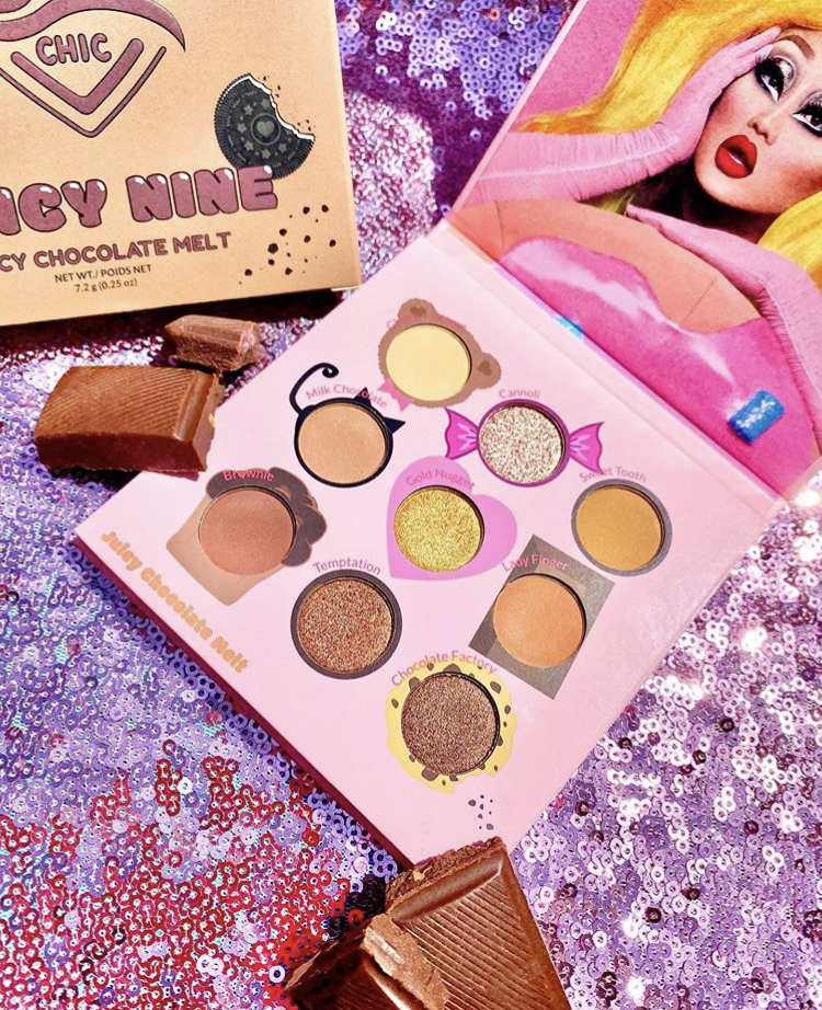 KimChi Chic Beauty The Juicy Nine Collection