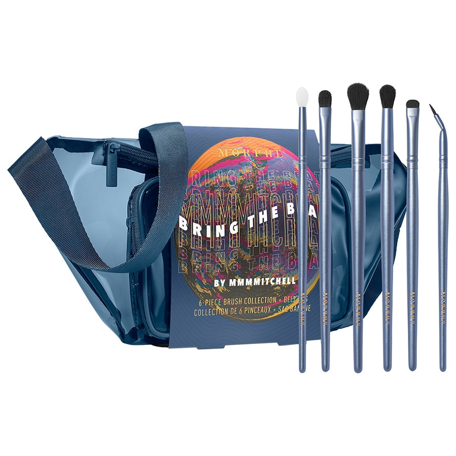 Morphe Bring The Beat Brush Set By Mmmmitchell