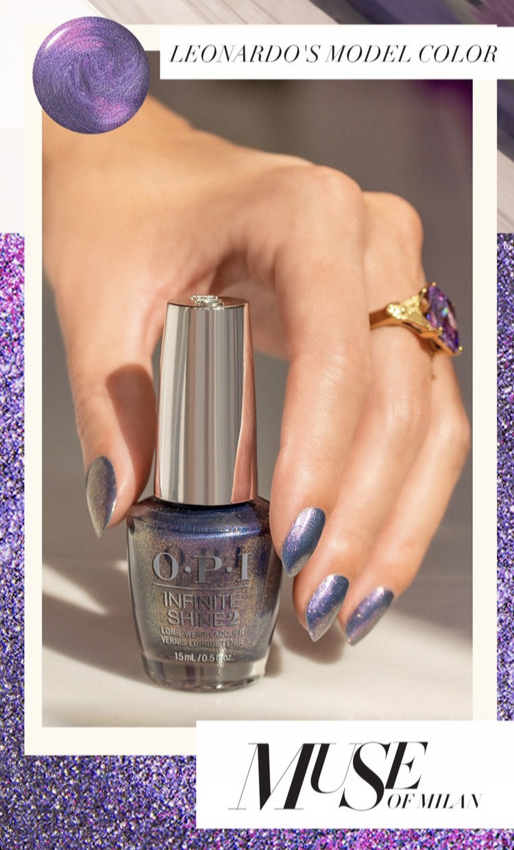 OPI Muse of Milan Fall 2020 Collection