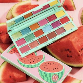 I Heart Revolution Watermelon Tasty Eyeshadow Palette