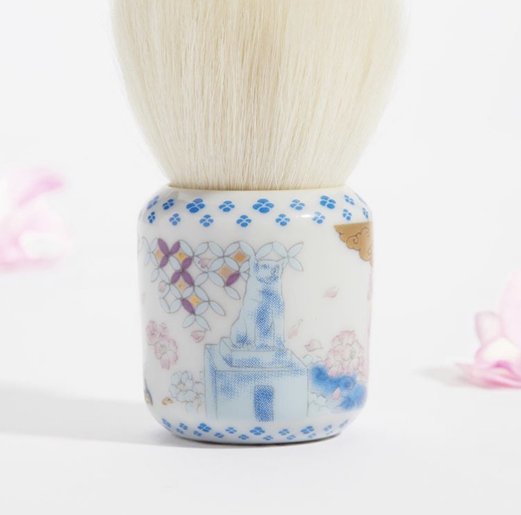 Beautylish x The Hachiko Kabuki Brush