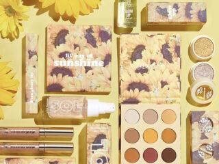 ColourPop Sunflower Collection
