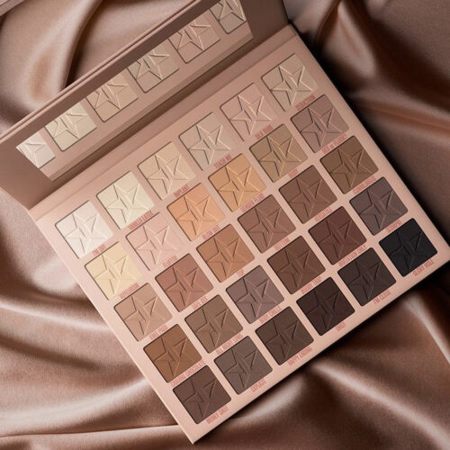 Jeffree Star Orgy Eyeshadow Palette Collection REVEAL!