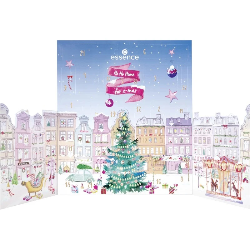 Essence Ho Ho Home For Xmas Advent Calendar 2020
