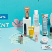Feelunique Statement Glow Beauty Bag Gift With Purchase August 2020