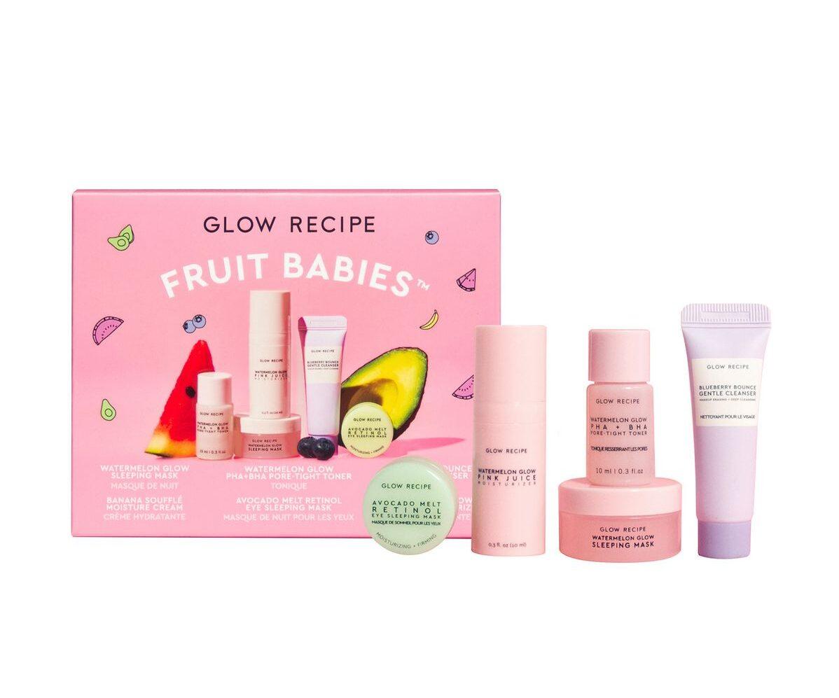 Glow Recipe Fruit Babies Gift Set