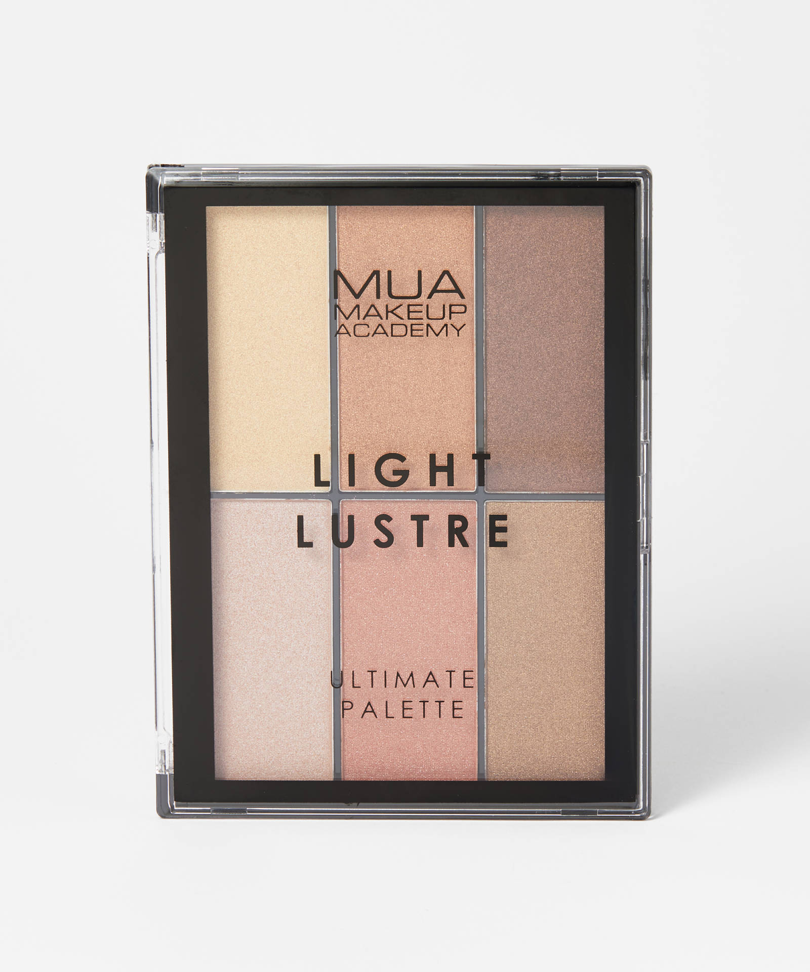 MUA Light Lustre Ultimate Palette