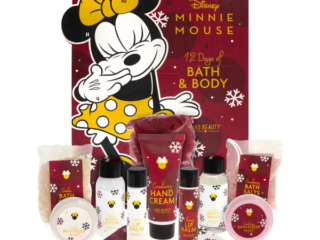 Mad Beauty Minnie Mouse 12 Days of Beauty Advent Calendar