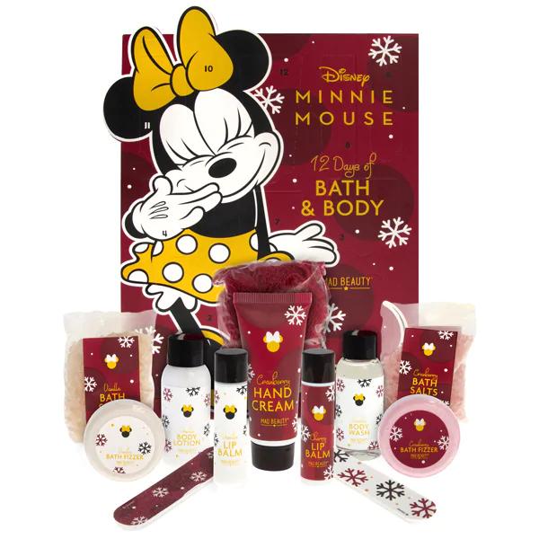 Mad Beauty Minnie Mouse 12 Days of Beauty Advent Calendar