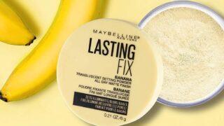 Maybelline Banana Lasting Fix Translucent Setting Powder