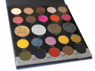 Morphe 24M Main Event Artistry Palette Review and Swatches - MakeupMuddle.com