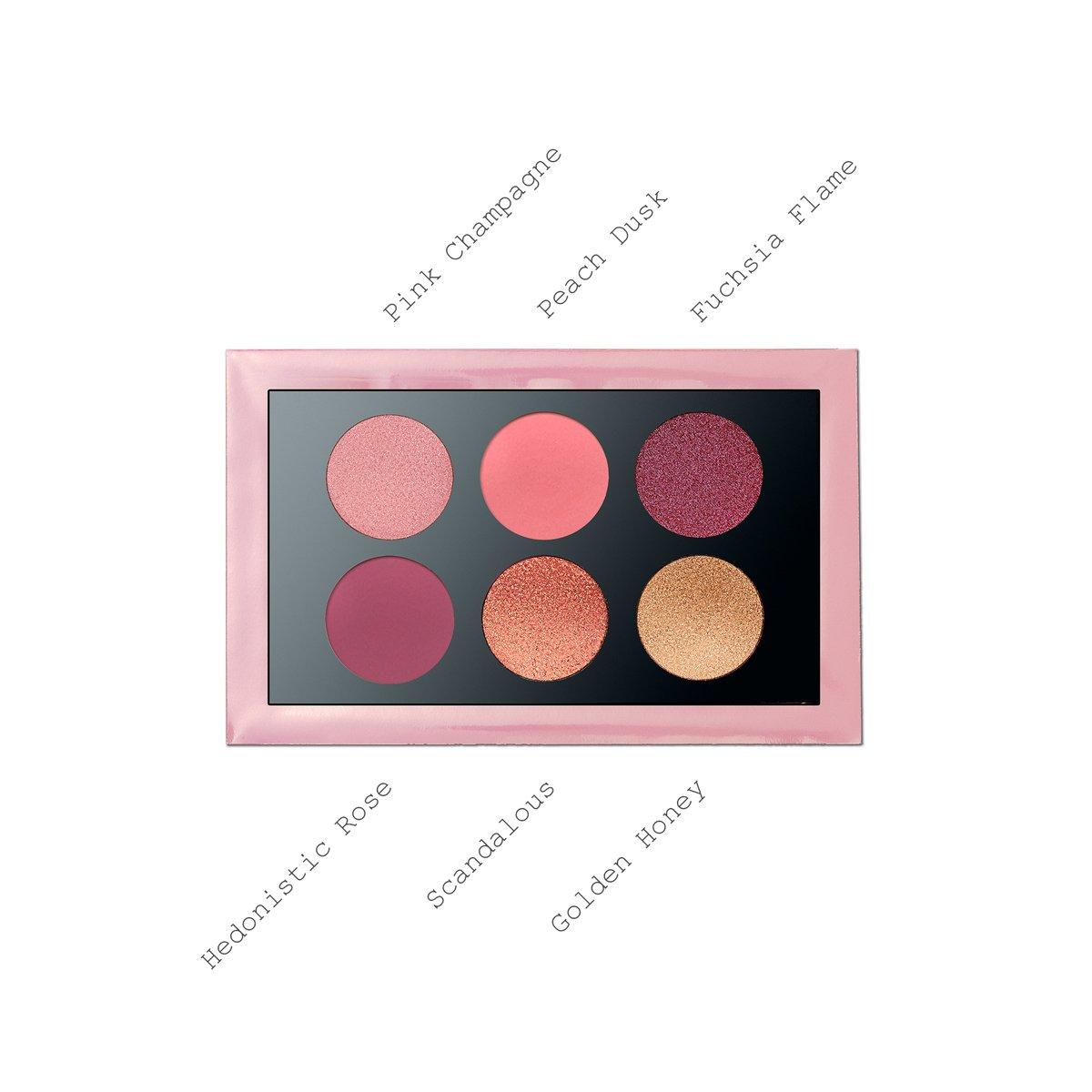 Pat McGrath Rose Decadence Eye Shadow Palette