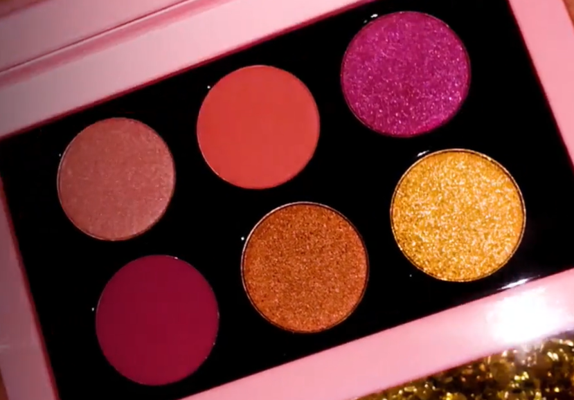 Pat McGrath Rose Decadence Eye Shadow Palette