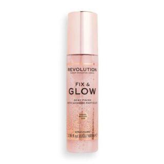 Revolution Fix & Glow Dewy Finish Setting Spray