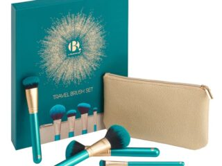 Superdrug B Travel Brush Set