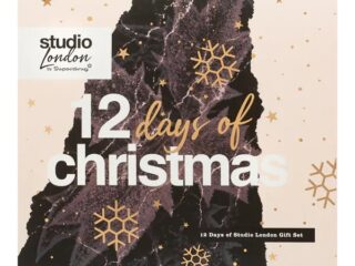 Superdrug Studio 12 Days of Christmas Advent Calendar