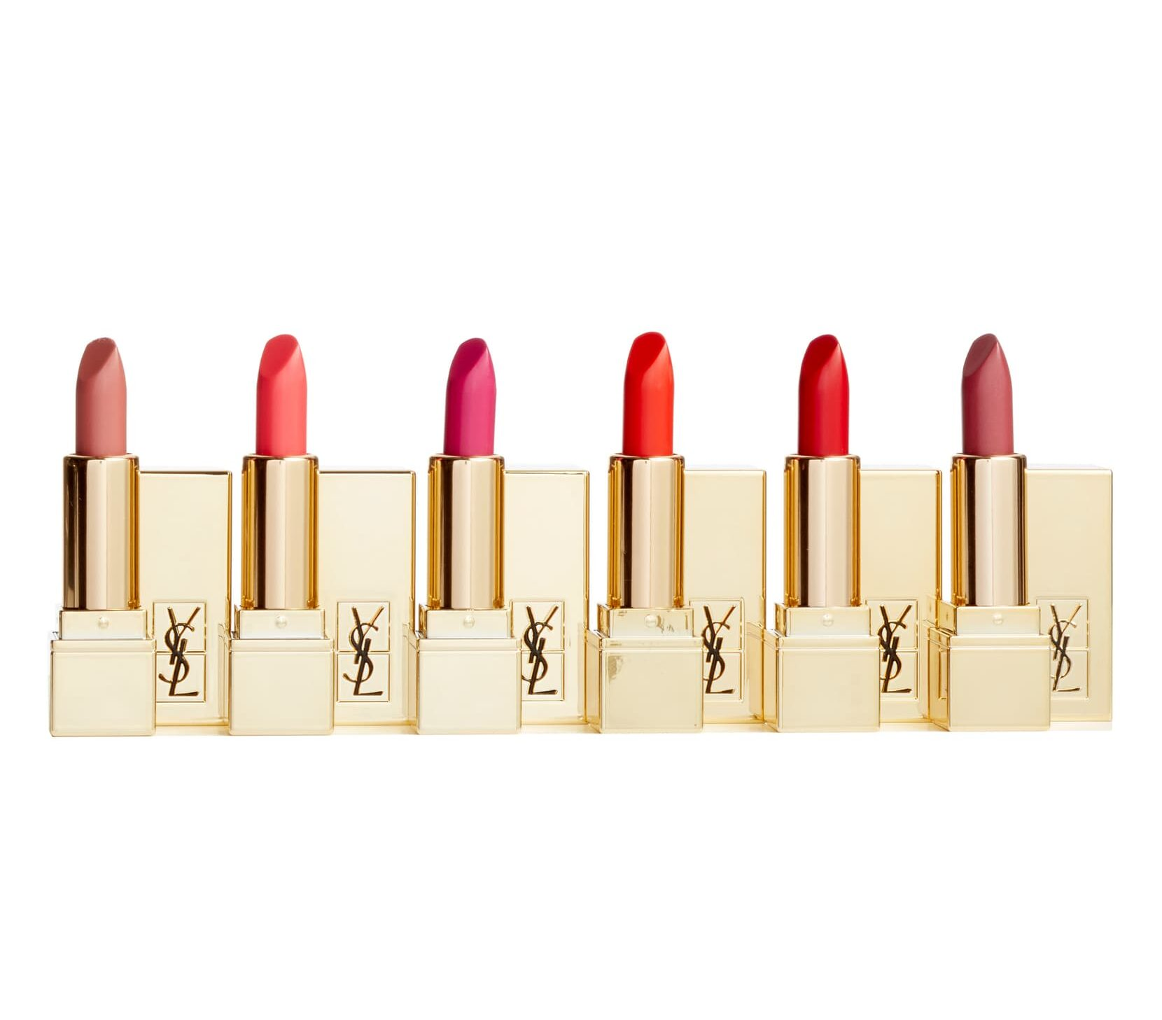 YSL Rouge Pur Couture Lipstick Set