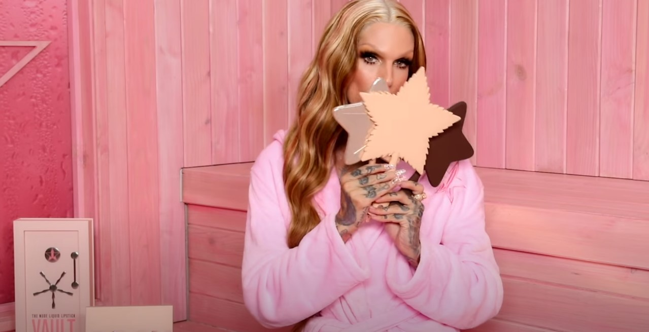 Jeffree Star Orgy Eyeshadow Palette Collection
