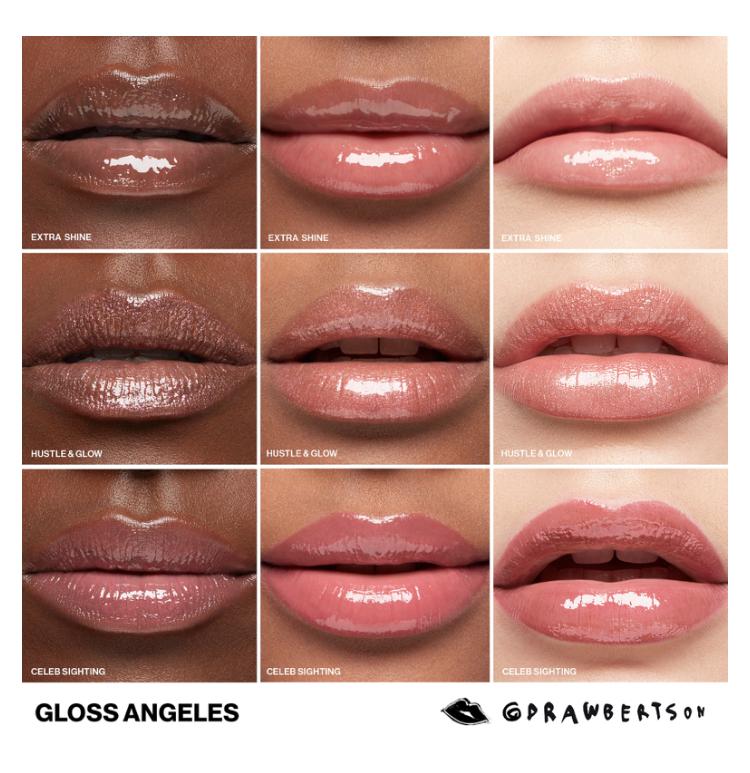 Smashbox Gloss Angeles Trio Set | Holiday 2020
