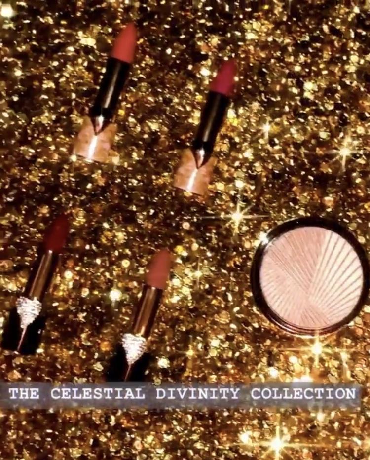 Pat McGrath The Celestial Divinity Collection